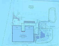 100 Warehouse Sf A Plan To Build A Warehouse On Enterprise Drive Heads Toward
