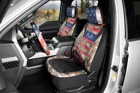 100 Camouflage Seat Covers For Trucks Americana LowBack Cover In Realtree EDGE Realtree Camo