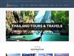 Jasper Trips Delhi Travel Agent Website Design In