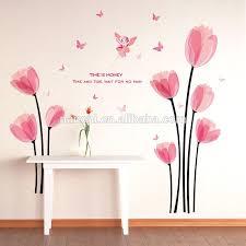 zeit ist geld rosa engel und blumen wand aufkleber für schlafzimmer sofa büro mädchen zimmer dekoration inspirational sprichwort aufkleber buy zeit