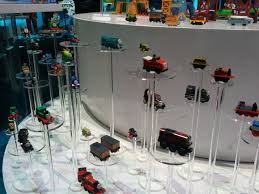 Thomas Tidmouth Sheds Mega Bloks by Toy Fair 2017 Mattel Is Swell U2014 The Beat