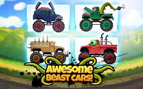 100 Monster Trucks For Kids Truck 5 Crazy Cartoon Race 361 APK Download Android
