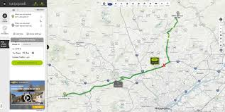 100 Truck Route Mapquest Problem AfterSending BaseCamp Custom Map To Device Garmin Forums