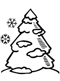 Winter 4 Coloring Pages