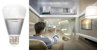 per app gesteuerte led len living at home