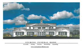 Sturino Funeral Home plans 1 200 square foot expansion this summer