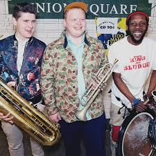 Moon Hooch Npr Tiny Desk Concert by Too Many Zooz 2020 Brass House 2015 Listentothis