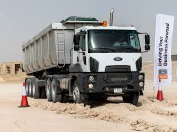 Ford Trucks New 6×4 Tractor Head Released In UAE | Drive Arabia