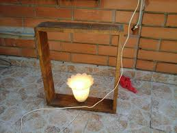 Pallet Lighting Pallet Light Fixture 101 Pallet Ideas