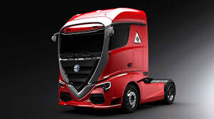 100 Commercial Truck Alfa Romeo Would Beautify The Segment