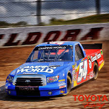 Toyota Prepares For NASCAR Dirt Return - Autoevolution Nascar Eldora Dirt Derby 2017 Tv Schedule Rules Qualifying Heat 2 Will Feature Racing News Track Tracks Las Vegas Motor Speedway Champ Tony Stewart Returns To Sprint Cars Guide Florida King Offroad Shocks Coil Overs Bypass Oem Utv Air 2016 Ncwts Crash Youtube Img063jpg153366 16001061 Classic Class 8 Trucks Pinterest Baja 1000 Champion Joe Bacal Hits The With Axalta Coating Off Road Truck Race With Dust Plume Editorial Photography Image Of From A Dig Motsports Tough Dangerous Home Inks New Name For