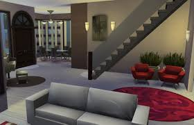 4 Room House Awesome 14 Download Modern Charm Sims Online