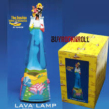 Beatles Help Lava Lamp by Rare 1999 Vandor Beatles Yellow Submarine Sgt Pepper Lava Motion