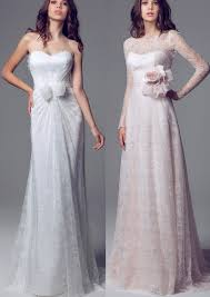 Exquisite And Vintage Inspired Lace Overlay Wedding Gowns 2014