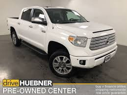 100 Used Tundra Trucks 2016 Toyota 4WD Truck Platinum For Sale In Carrollton