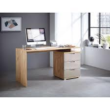 matelpro bureau matelpro bureau contemporain chêne savana africa l 14 x h 75