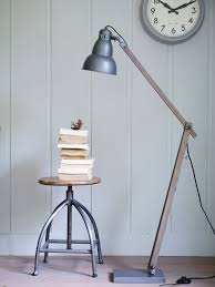 Surveyor Style Floor Lamps by Awesome Industrial Floor Lamps Design Home Lighting Ideas