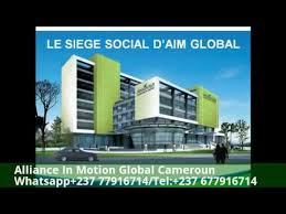 alliance siege social alliance in motion global cameroun