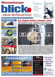 wasserburger blick ausgabe 39 2019 by blickpunkt verlag