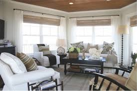 Coastal Cottage Living Rooms The Beach On Themed Furniture Great Style