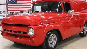 100 1957 Ford Truck Panel YouTube