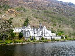 Alone in Ireland in s