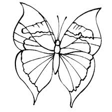 Coloring Pages Butterflies For Adults Of And Hearts Free Printable