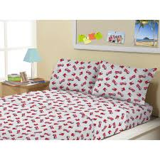 Kid Fire Truck Bedding | Compare Prices At Nextag