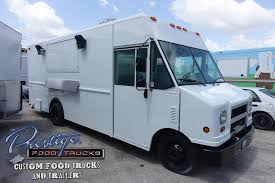 SOLD* 2015 Ford Gasoline 18ft Food Truck - $109,000 | Prestige ...