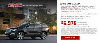 Matthews Buick GMC In Marion | Offering New & Used Vehicles For ...