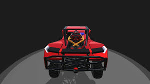 SimplePlanes | Old Red Stadium Truck 2