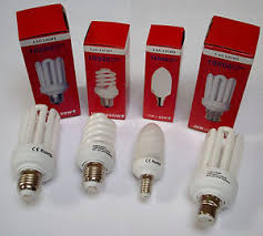 bright white cfl lightbulbs daylight sad 6500k low energy saving
