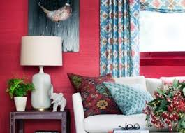 Teal Living Room Accessories Uk by Beautiful Red Living Room Dark Walls Decor Plaid Furniture Wall