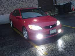 hid fog lights or no civic forumz honda civic forum