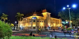 Wisata Malam Hari Jogja Kawasan Titik Nol Kilometer Malioboro Yogyakarta