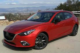 2016 s best fuel efficient pact Road Review of the Mazda3
