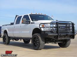 Used 2015 Ford Super Duty F-350 SRW Lariat 4X4 Truck For Sale In ...