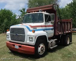 100 Commercial Truck Auction Dump Inspirational 1995 Ford Ln8000 Dump Item De6087