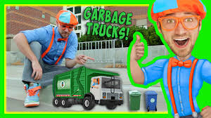 100 Garbage Truck Song Blippi Image And Foto MonclercompanyCo