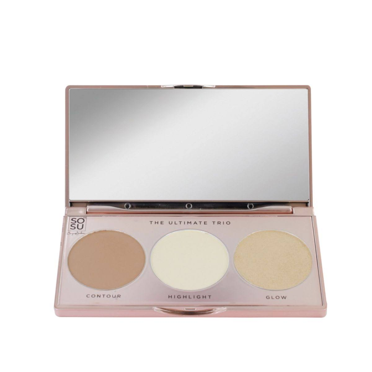 SOSU by Suzanne Jackson The Ultimate Trio - Contour Highlight Glow