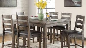 Ortanique Dining Room Table by Likeable Somerset Costco On 7 Piece Counter Height Dining Set