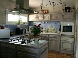 repeindre meuble de cuisine en bois peinture cuisine meuble stfor me