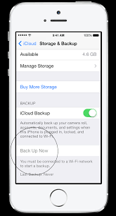 How to Backup iPhone 6 and Transfer Data to iPhone 8 X