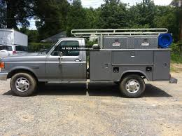 100 Ford Service Truck 1990 F250 5 0l Mobile