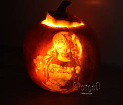 Harley Quinn Pumpkin Template by Squad Joker Pumpkin Carving Pictures To Pin On Pinterest