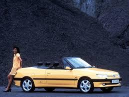 PEUGEOT 306 Cabriolet specs 1994 1995 1996 1997 autoevolution
