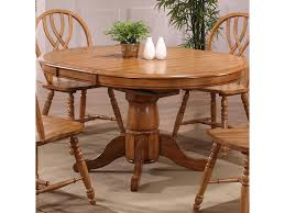 ECI Furniture Dining Single Pedestal Table