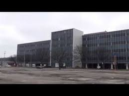 The Final Days of the Former Motorola Headquarters and Assembly