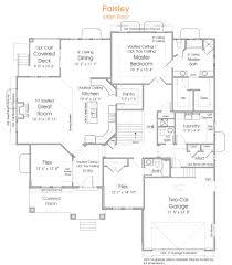 Lennar Next Gen Floor Plans Houston by Interactive Floorplan The Norris Triple Nsc45723a 27nsc45723ah