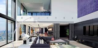 100 Homes In Bangkok The PANO Triplex Penthouse A Unique Private House The
